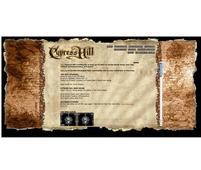 Cypress Hill Site