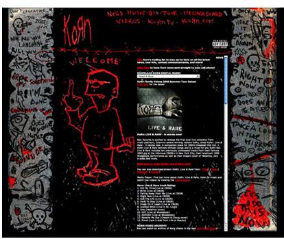 Korn - Pre Site Teaser