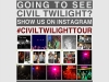 Civil Twilight Instragram